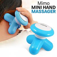 Компактный ручной USB вибро массажер Mimo