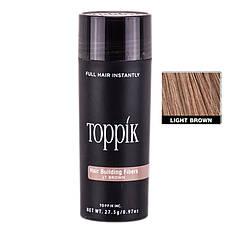 Загущувач для волосся Toppik 27.5 гр. light brown