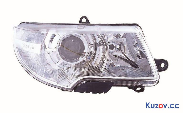 Фара Skoda Superb 09-14 левая (Depo) электрич. 3T1941017, фото 2