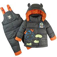 Куртка+полукомбинезон детский
