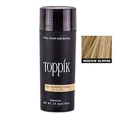 Загущувач для волосся Toppik 27.5 гр. medium blonde