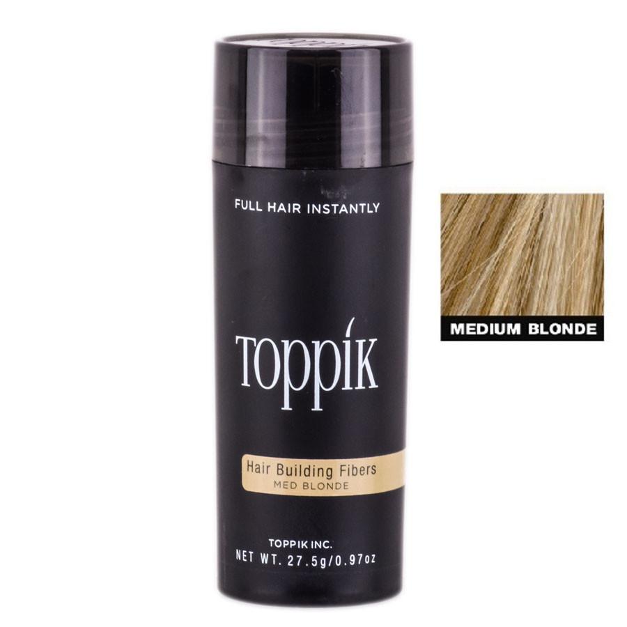 Загуститель для волос Toppik 27.5 гр. medium blonde