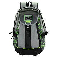 Удобный и практичный рюкзак для школьника в расцветке