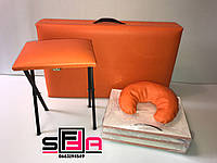 Набор 4в1 SOFFA ( кушетка этажерка стул подушка )