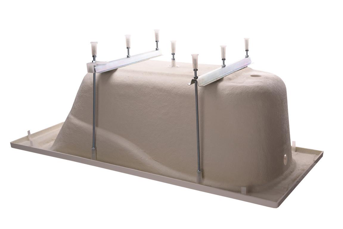 Каркас для акриловой ванны Artel Plast ЖЕЛАНА 200х140