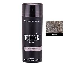 Загущувач для волосся Toppik 27.5 гр. Gray (Топпик)