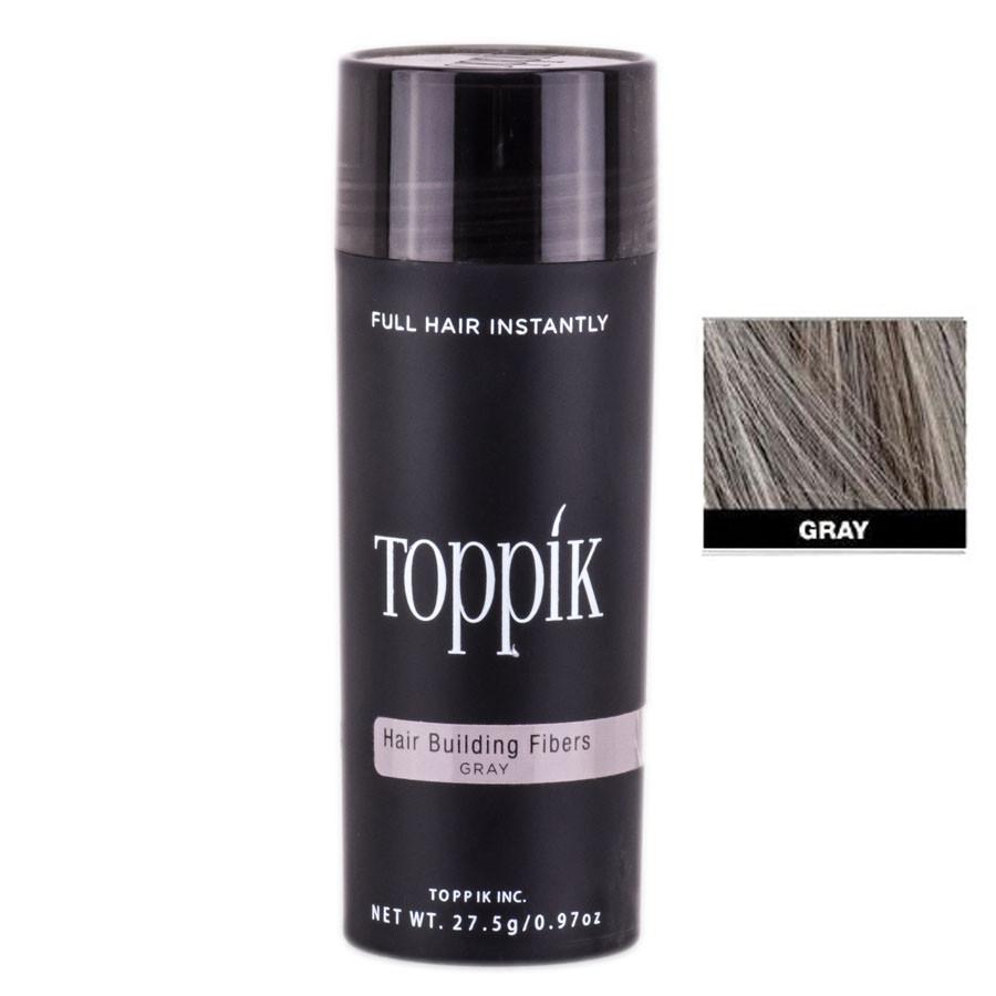 Загуститель для волос Toppik 27.5 гр. Gray (Топпик)
