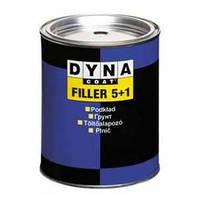 Грунтовка автомобильная Dynacoat FILLER 5+1 SET 1L