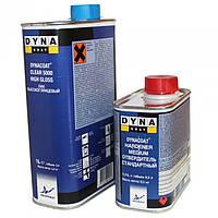 Автомобильный акриловый лак с отвердителем DYNACOAT Clear 3000 FAST Antiscratch EMEA-CIS 5 литров