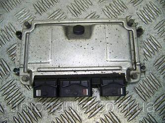 Блок управления двигателем 1.6 16V pe Peugeot 206 1998-2006