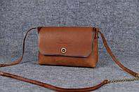 Женская кожаная сумка Итальянка XL через плечо BR-Italy-1146, фото 1