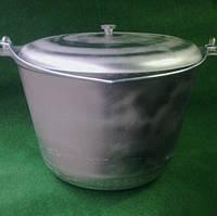 Казан (котел) 50 литров алюминиевый литой, фото 1