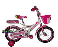 """Детский велосипед для девочек Crosser Rider 14"""""""