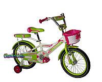 """Детский велосипед для девочек Crosser Rider 16"""""""