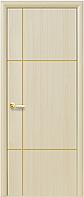 Ника gold - Ясень (60, 70, 80, 90см). Коллекция PLUS. Межкомнатные двери Новый Стиль