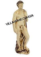 """Высокая скульптура """"Аполлон"""" Высота 960 мм Уличная фигура человека"""