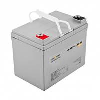 Аккумуляторная батарея LogicPower 12V-33Ah LP-MG мультигелевый, фото 1