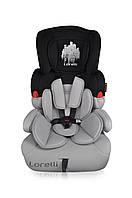 Детское автокресло  KIDDY(от 9 до 36 кг) - Bertoni - Болгария - ткань сидения капиллярная (дышащая) black&grey skyline