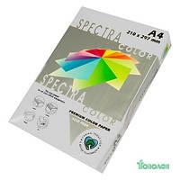 Бумага для принтера цветная А4 100л Spectra интенсив серый 80г/м