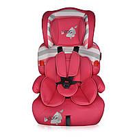 Детское автокресло  KIDDY(от 9 до 36 кг) - Bertoni - Болгария - ткань сидения капиллярная (дышащая) pink kids