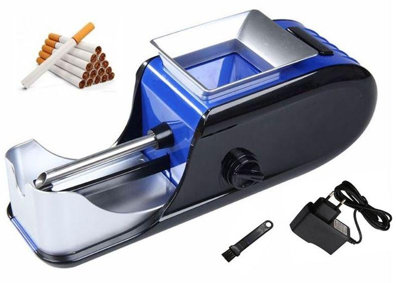 Электрическая машинка для набивки сигаретных гильз
