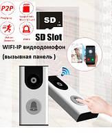 WIFI-IP видеодомофон VDP-300V ( вызывная панель )