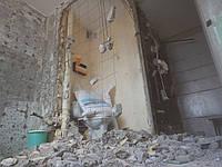 Демонтаж сантехкабины, фото 1