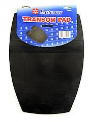 Резиновая пластина для транца