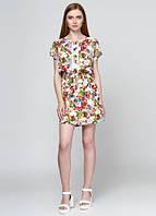 9833 Платье летнее белое: imprezz.com.ua