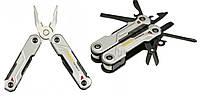 Многофункциональный инструмент (плоскогубцы, кусачки, щипцы, ножи, ножницы, отвёртки) STANLEY FMHT0-72414.