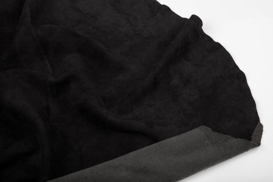 Стрейчевая замша одежная