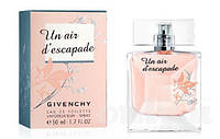Духи Givenchy Un Air d'Escapade для женщин