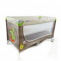 Манеж-кровать Carrello Piccolo+ CRL-9201