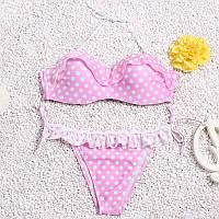 Женский купальник pink размер L