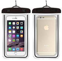 Водонепроницаемый чехол для смартфона размером 5,5 дюймов
