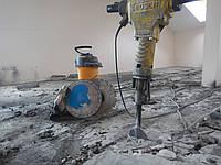 Демонтаж бетонної підлоги, фото 1