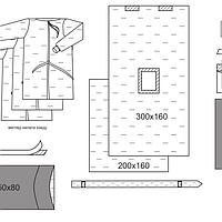Комплект для лапароскопии №1/В операционный стерильный Славна