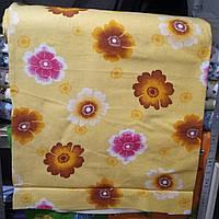 Ткань фланель для постельного белья ш.150 см Цветы