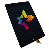 Дисплей для планшета Xiaomi Mi Pad, черный , с тачскрином