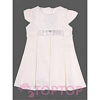 Платье белое (2-5 лет)