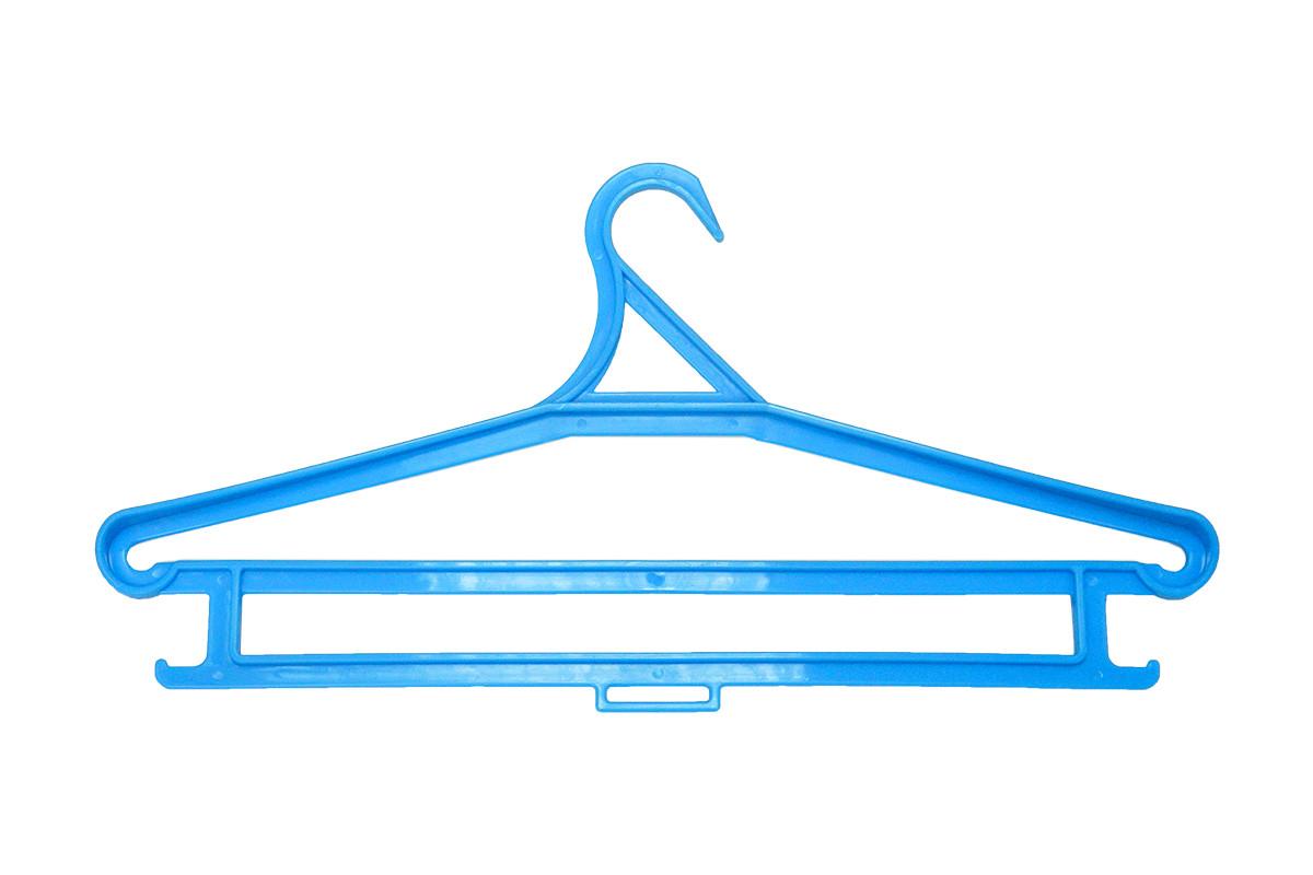 Плечики для одежды комбинированные