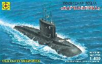 """Сборная модель подводная лодка """"Варшавянка"""",Моделист"""