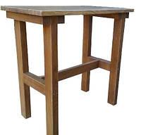 Стол барный деревянный 600 х 800 мм