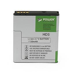 Аккумулятор PowerPlant HTC HD3, HD7, Wildfire S (A510 C, Marvel C)