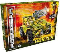 Хантер (Hunter) Robogear игровой конструктор боевой техники, Технолог Технолог Texnolog00271