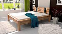 Кровать двуспальная B 100 Бук (Mobler TM)