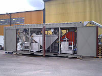 Б/у оборудование европейского производства для переработки пластмасс