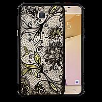 Чехол накладка Fashion Case New iPhone 6/6S Colibri Black