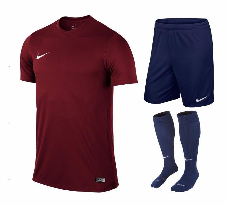 Футбольная Форма Nike Park VI SS 566743-678 (Оригинал) — в Категории ... 5cbbb463fbd
