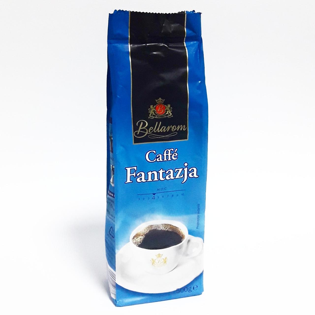 Кофе Bellarom Caffe Fantazja молотый 500 г